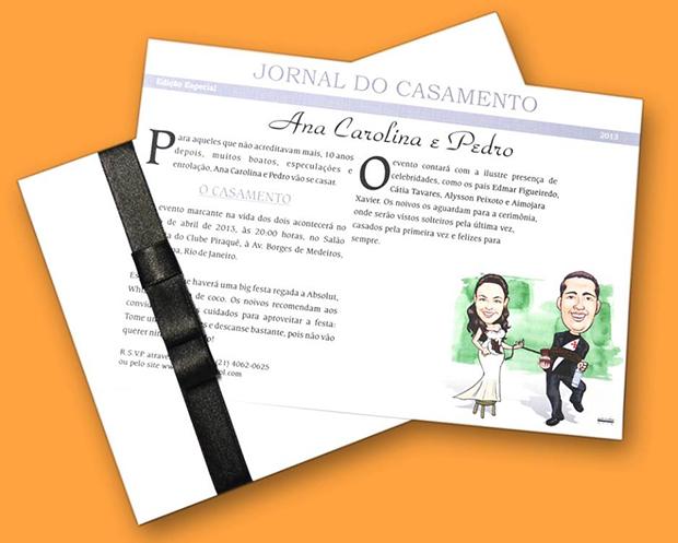 convite-de-casamento-com-caricatura
